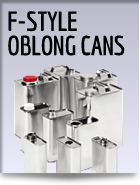 oblong cans