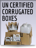 UN Certified Corrugated Boxes